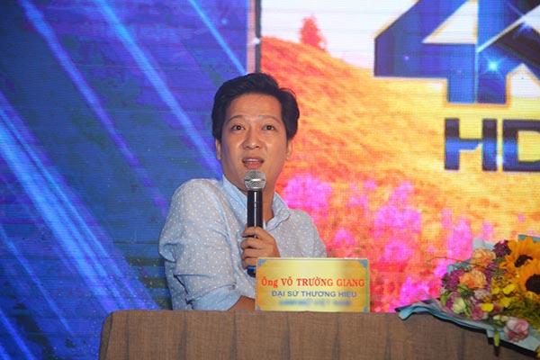 Hết kề má Thu Trang, Trường Giang lại chọc ghẹo Minh Hằng - Ảnh 6.