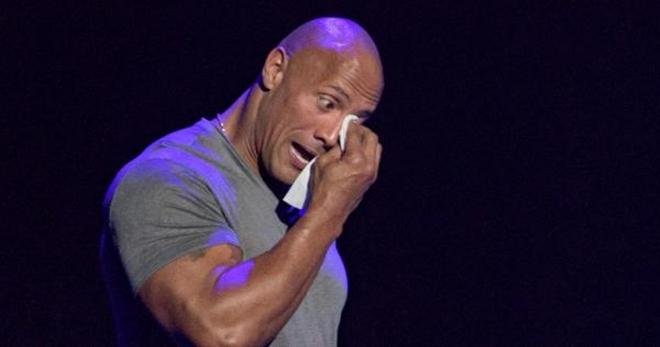 Dwayne The Rock Johnson và trận chiến với bệnh trầm cảm - Ảnh 9.