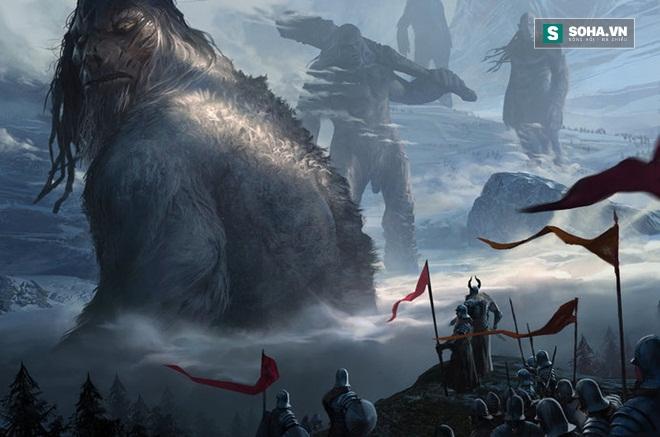 Thân phận bí ẩn của người khổng lồ trong cuốn sách ở biển Chết - Ảnh 1.