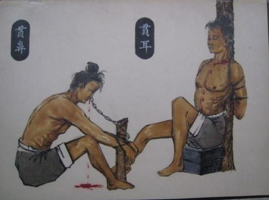 7 cực hình ghê rợn hơn cả lăng trì trong lịch sử Trung Quốc - Ảnh 2.