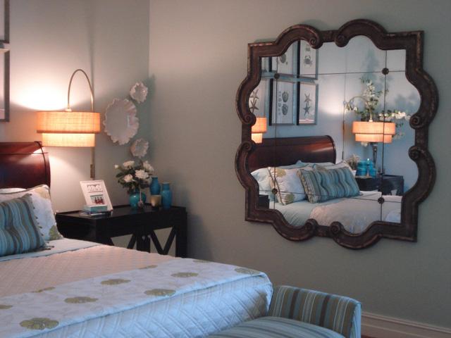 Phòng ngủ cần phải tránh cách bài trí này, kẻo tiền mất tật mang - Ảnh 4.