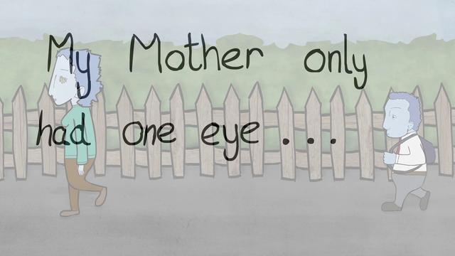 Bức thư của người mẹ chột mắt khiến con trai day dứt cả đời - Ảnh 1.