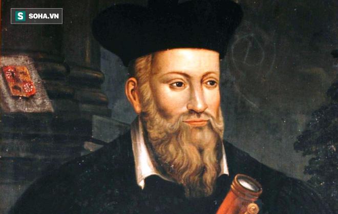 Vận mệnh đáng sợ của Trái Đất theo tiên tri của Nostradamus - Ảnh 1.