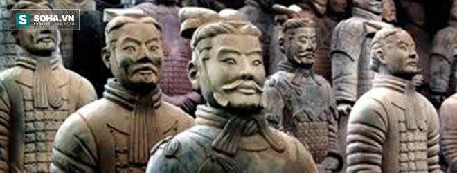 Vụ lăng mộ Tần Thủy Hoàng: Tìm thấy gen của người phương Tây! - Ảnh 2.