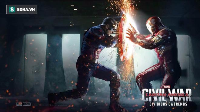 Những thần binh uy lực nhất từng xuất hiện trong Marvel! - Ảnh 1.