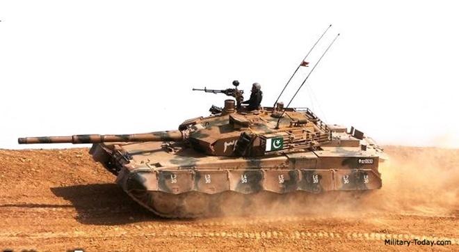 Xe tăng Arjun của Ấn Độ có đấu lại được Al Khalid của Pakistan? - Ảnh 3.