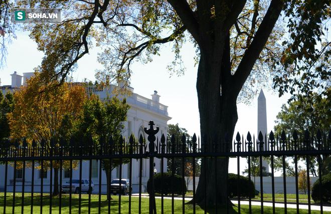 [CHÙM ẢNH] Từ Washington DC: Bên ngoài Nhà Trắng, dân Mỹ tụ tập phản đối Tổng thống Trump - Ảnh 11.