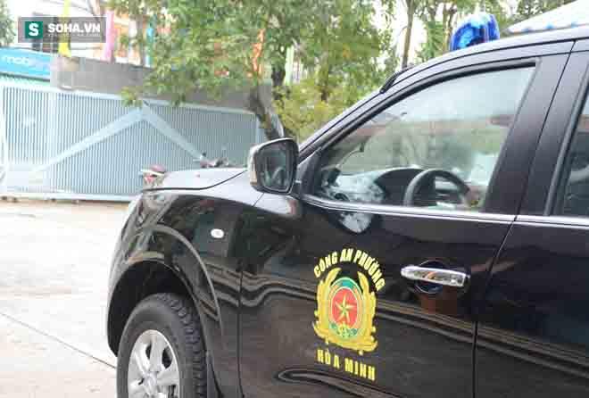 Đà Nẵng cấp hàng chục ô tô cho công an phường - Ảnh 1.