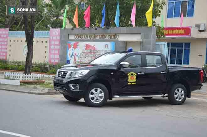 Đà Nẵng cấp hàng chục ô tô cho công an phường - Ảnh 2.