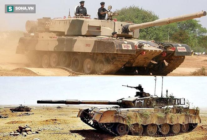 Xe tăng Arjun của Ấn Độ có đấu lại được Al Khalid của Pakistan? - Ảnh 1.
