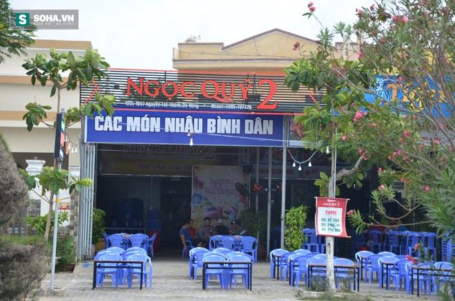 Nhà hàng Đà Nẵng treo bảng không bán hàng cho người Trung Quốc - Ảnh 1.