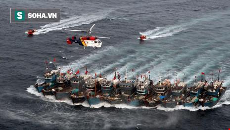 Cảnh sát biển Mỹ xin Trump đến biển Đông: Chiêu bài tâm đắc nhất của TQ sẽ mất thiêng - Ảnh 1.
