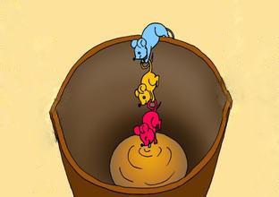 Câu chuyện về 3 con chuột và bài học giá ngàn vàng cho chúng ta - Ảnh 1.