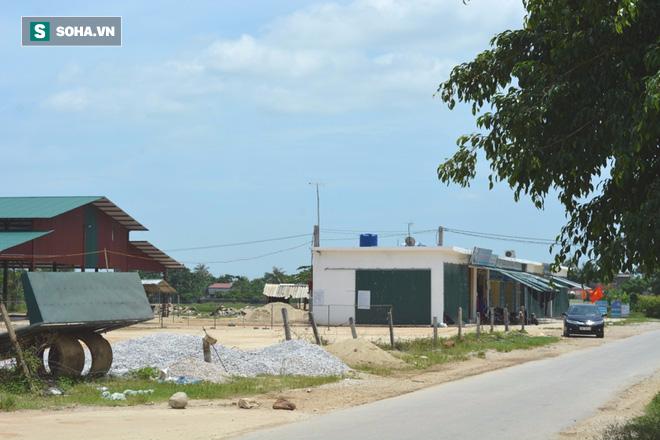 Cận cảnh khu chợ trị giá gần chục tỉ đồng ở Thanh Hoá - Ảnh 2.