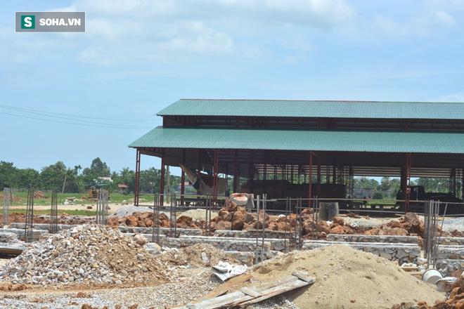 Cận cảnh khu chợ trị giá gần chục tỉ đồng ở Thanh Hoá - Ảnh 3.