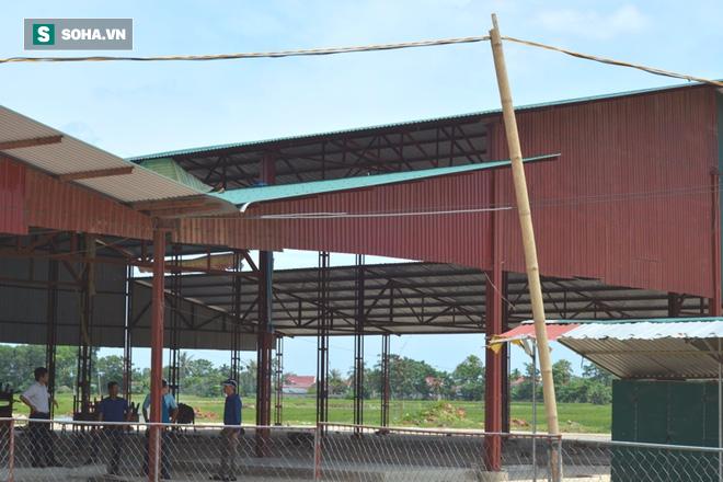 Cận cảnh khu chợ trị giá gần chục tỉ đồng ở Thanh Hoá - Ảnh 5.