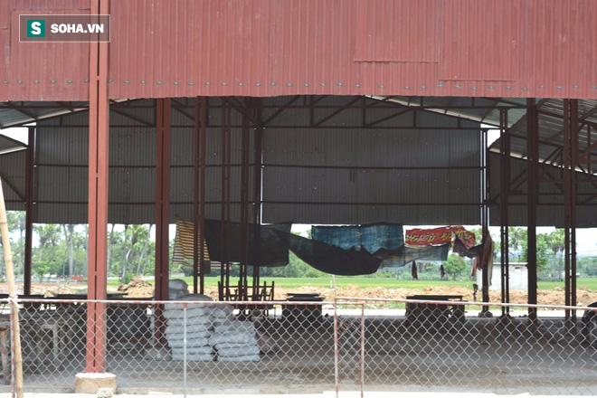 Cận cảnh khu chợ trị giá gần chục tỉ đồng ở Thanh Hoá - Ảnh 8.