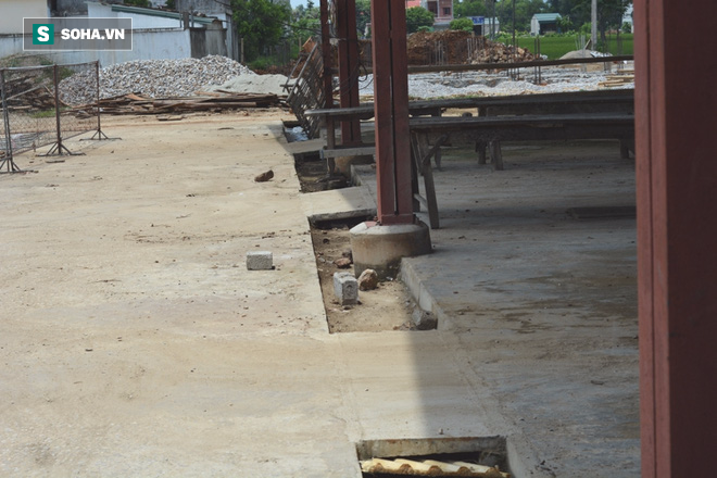 Cận cảnh khu chợ trị giá gần chục tỉ đồng ở Thanh Hoá - Ảnh 11.