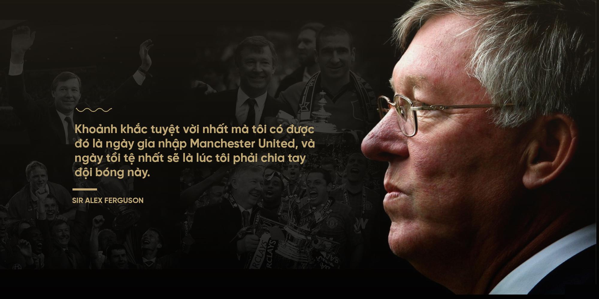 Sir Alex Ferguson: Vẫn cháy mãi ngàn năm một trái tim tình si - Ảnh 17.