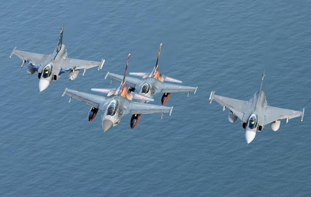 JAS-39 và F-16 sẽ cùng gia nhập biên chế Không quân Việt Nam? - Ảnh 2.