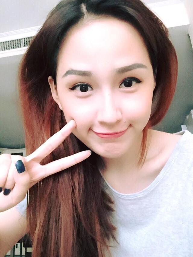 Điểm xấu nhất trên gương mặt của Hoa hậu Mai Phương Thuý - Ảnh 6.