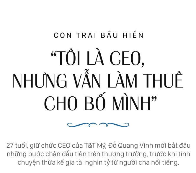 Con trai Bầu Hiển: Tôi là CEO, nhưng vẫn làm thuê cho bố mình - Ảnh 1.