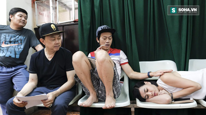 Hậu trường live show Chí Tài: Danh hài uống gần 20 viên thuốc trước giờ tập - Ảnh 5.
