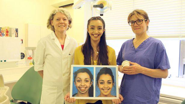 Ca phẫu thuật thay đổi hoàn toàn cuộc đời của cô gái 20 tuổi - Ảnh 2.