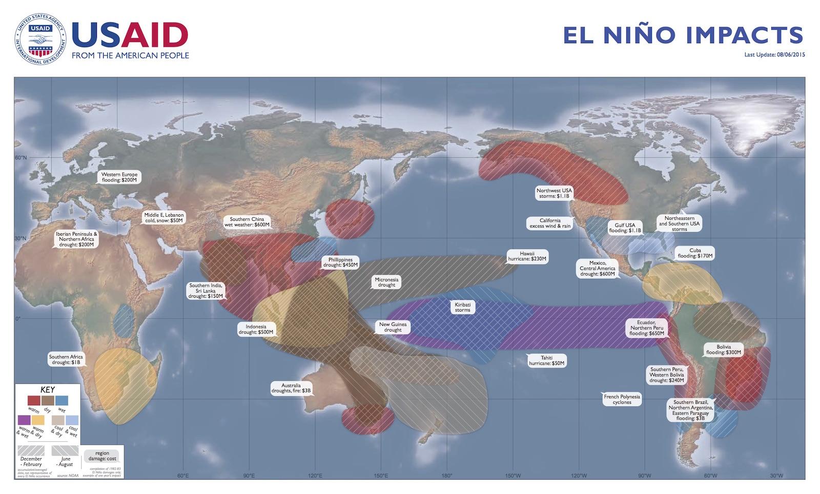 NASA: Đại họa La Nina từng khiến 22.000 người thiệt mạng - Ảnh 2.