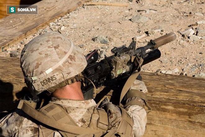 Tác dụng thực sự của ống giảm thanh khi bắn súng - Ảnh 3.