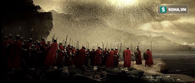 Cổng Lửa: Trận đánh làm nên danh tiếng của người Sparta! - Ảnh 6.