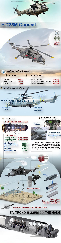 Cấu hình nâng cấp khủng có thể áp dụng cho trực thăng EC-225 VN - Ảnh 1.