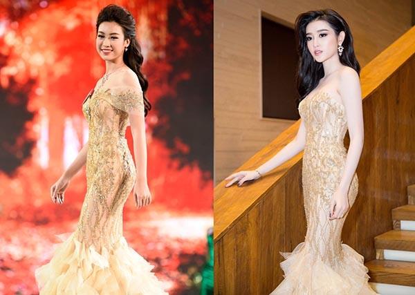 Hoa hậu Đỗ Mỹ Linh và điều dở trong cách ăn mặc - ảnh 4