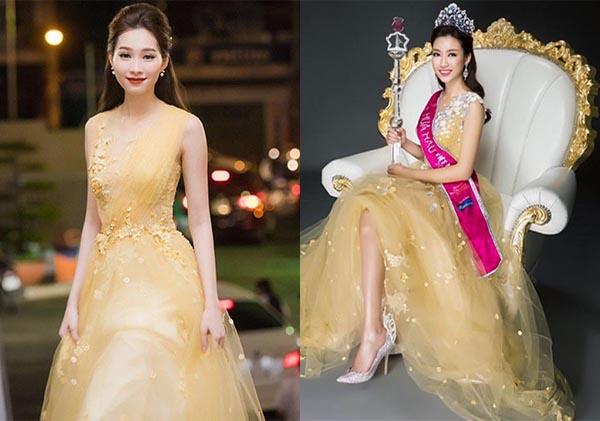 Hoa hậu Đỗ Mỹ Linh và điều dở trong cách ăn mặc - ảnh 5