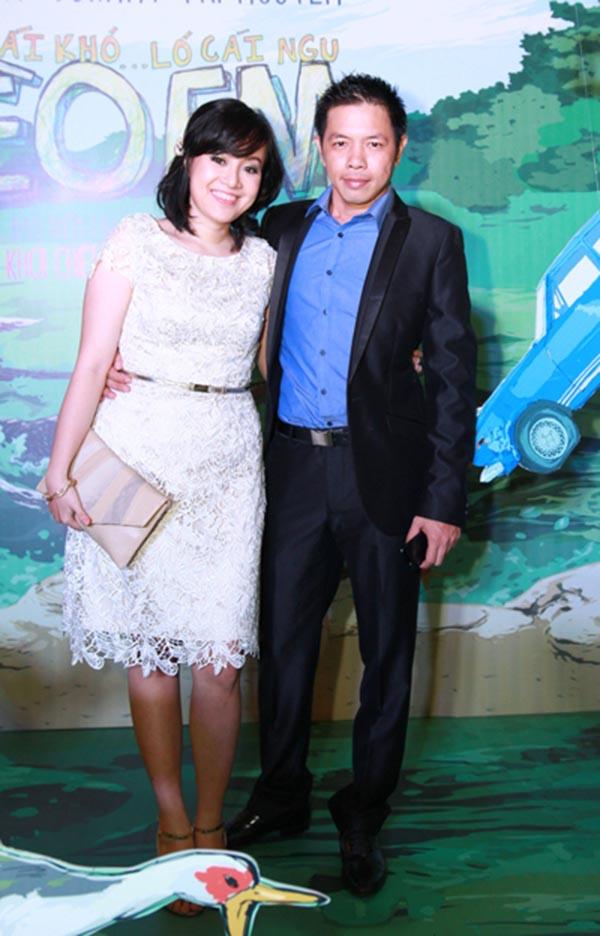 Chân Dung Vợ Xinh Đẹp Kém 11 Tuổi Của Diễn Viên Thái Hòa - Ảnh 4