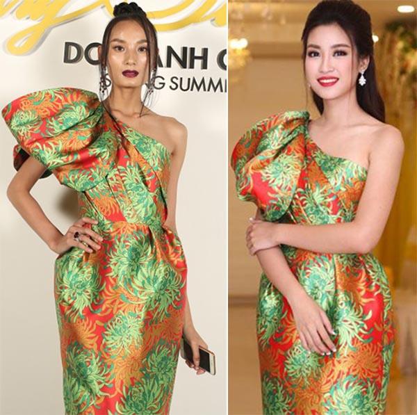 Hoa hậu Đỗ Mỹ Linh và điều dở trong cách ăn mặc - ảnh 9