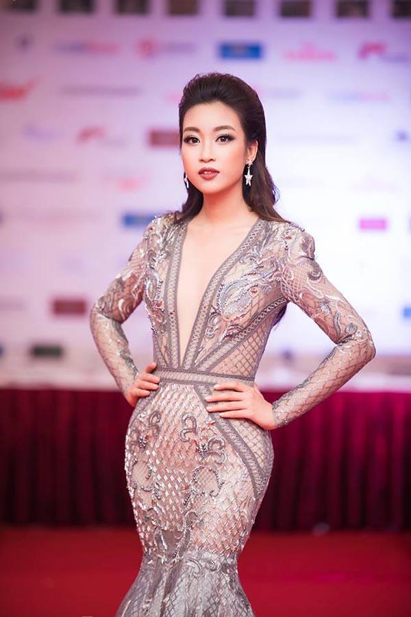 Hoa hậu Đỗ Mỹ Linh và điều dở trong cách ăn mặc - ảnh 10