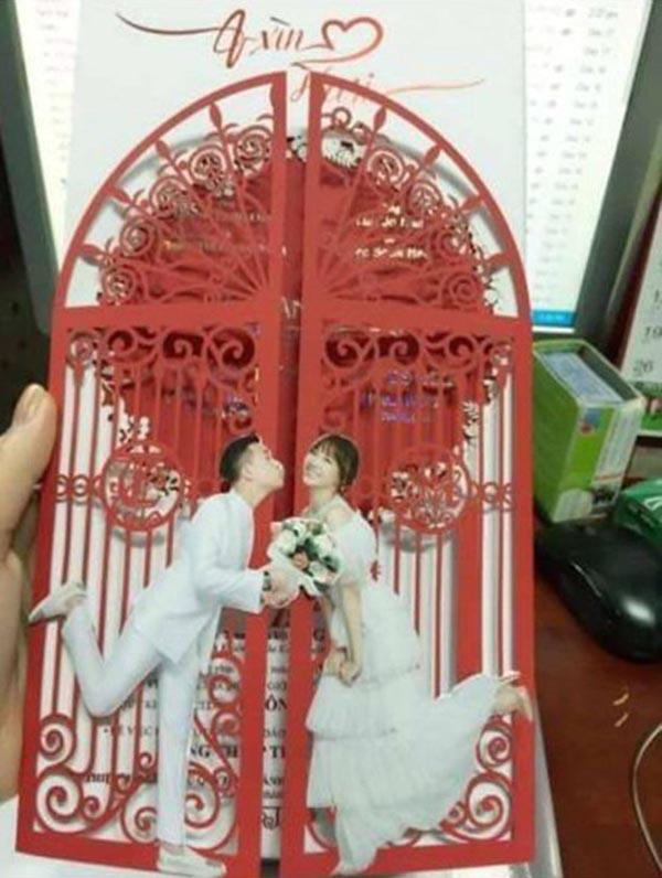 Đọc tin nhắn mời cưới chỉ gửi 300 người đầy hài hước của Trấn Thành - ảnh 2