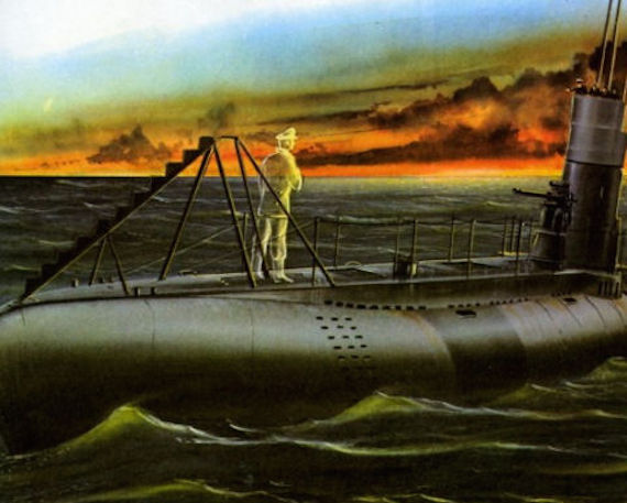 Bí mật thảm họa tàu ngầm kinh hoàng nhất Thế chiến I - ảnh 3