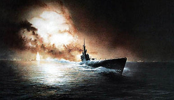 Bí mật thảm họa tàu ngầm kinh hoàng nhất Thế chiến I - ảnh 5