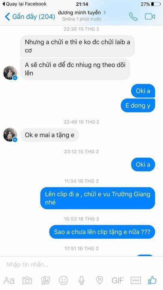 """Và như thế """"Thánh chửi"""" Dương Minh Tuyền đã làm loạn facebook - Ảnh 3."""