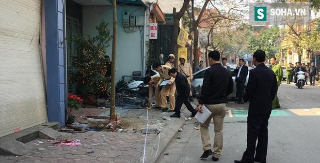 Kẻ lái xe Camry đâm chết 3 người ở Hà Nội lĩnh án - Ảnh 2.
