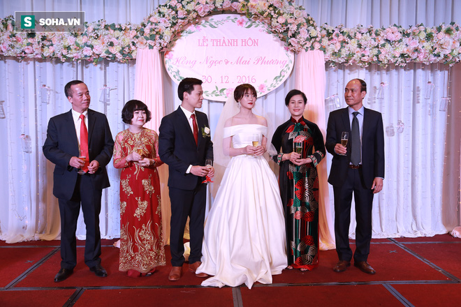 Nhan sắc lộng lẫy của vợ MC Hãy chọn giá đúng trong ngày rước dâu - Ảnh 7.