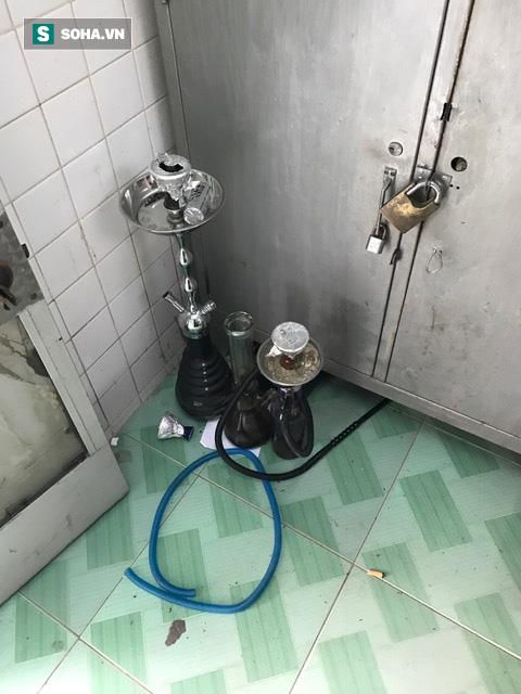 Nhiều dân chơi phê ma túy trong 2 căn biệt thự vùng ven Sài Gòn - Ảnh 2.