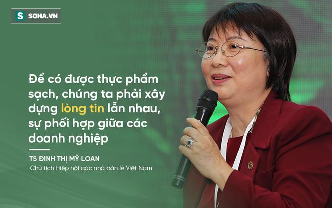 Chuyên gia Vũ Thế Thành: Chỉ có ở Việt Nam mới có khái niệm thực phẩm sạch - Ảnh 6.