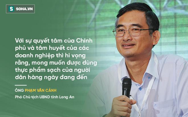 Chuyên gia Vũ Thế Thành: Chỉ có ở Việt Nam mới có khái niệm thực phẩm sạch - Ảnh 2.