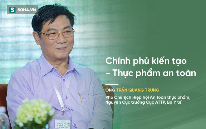 Chuyên gia Vũ Thế Thành: Chỉ có ở Việt Nam mới có khái niệm thực phẩm sạch - Ảnh 4.