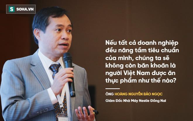 Chuyên gia Vũ Thế Thành: Chỉ có ở Việt Nam mới có khái niệm thực phẩm sạch - Ảnh 9.