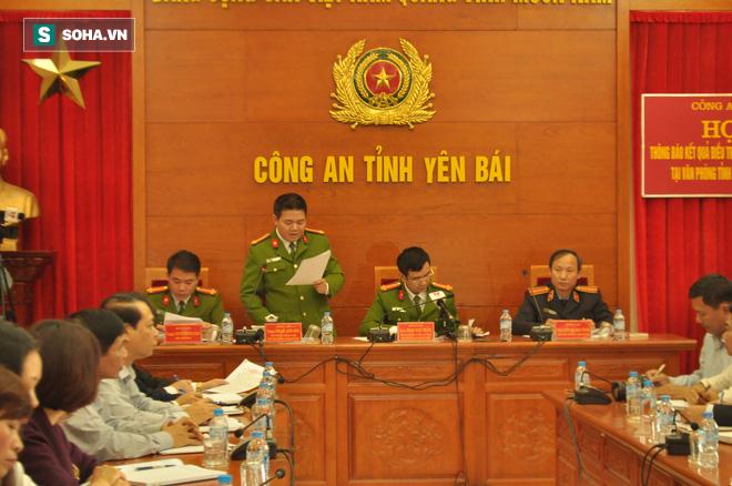 Công bố kết quả điều tra vụ nổ súng tại Yên Bái: Thấy gần 4 tỷ đồng ở phòng Chủ tịch HĐND - Ảnh 2.