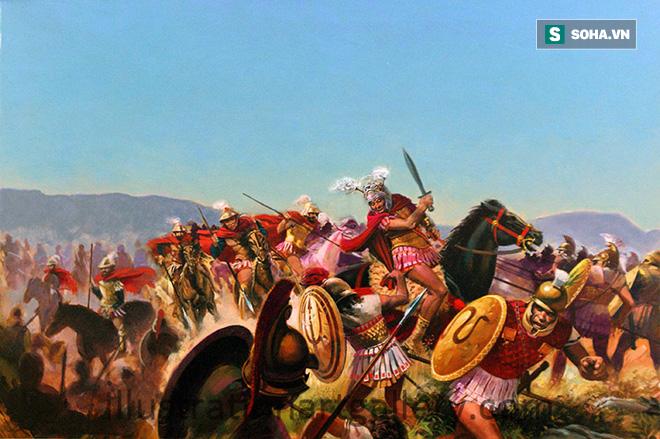 Vua độc dược - Cơn ác mộng giữa đời thật của hơn 80.000 quân La Mã - Ảnh 2.